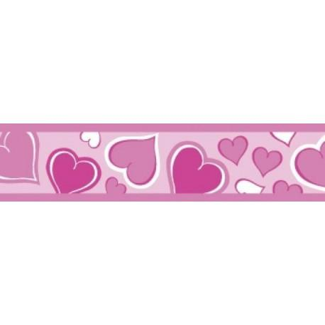 Vodítko  20 mm x 1,8 m - Breezy Love Pink