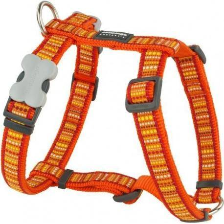 Postroj  12 mm x 30-44 cm - Lotzadotz Orange