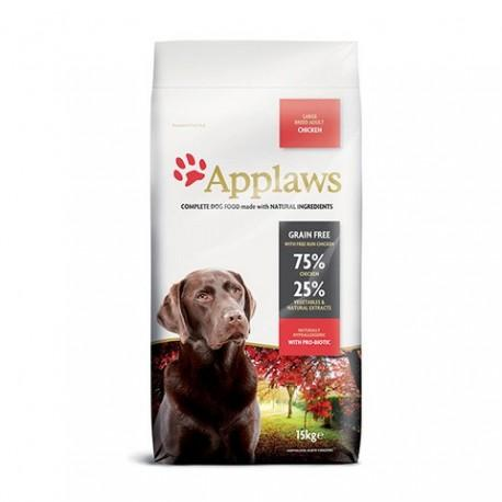 Applaws DOG ADULT LARGE BREED CHICKEN 15 kg - Granule pro psy
