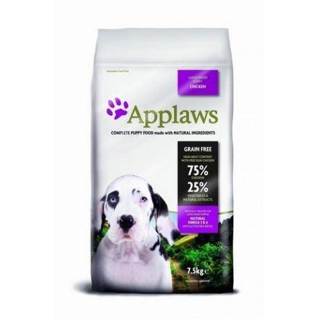 Applaws DOG PUPPY LARGE BREED CHICKEN 7,5 kg - Granule pro štěňata