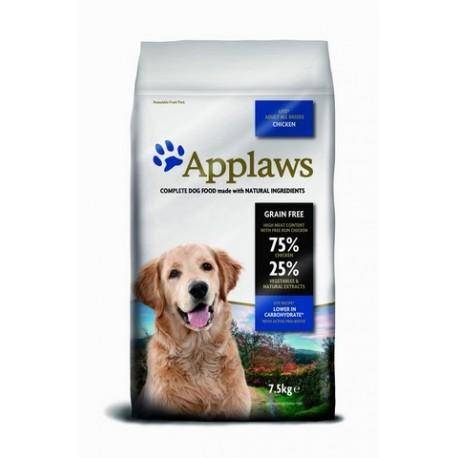 Applaws DOG ADULT LITE ALL BREED CHICKEN 2 kg - Granule pro psy