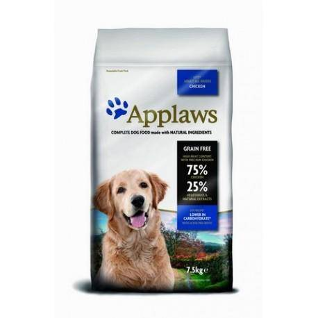 Applaws DOG ADULT LITE ALL BREED CHICKEN 7,5 kg - Granule pro psy
