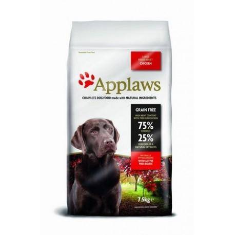 Applaws DOG ADULT LARGE BREED CHICKEN 7,5 kg - Granule pro psy