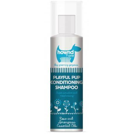 Hownd PLAYFUL PUP CONDITIONING SHAMPOO - Šampon a kondicioner pro štěňata (250 ml)